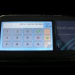 צג דיגיטלי למדפסת