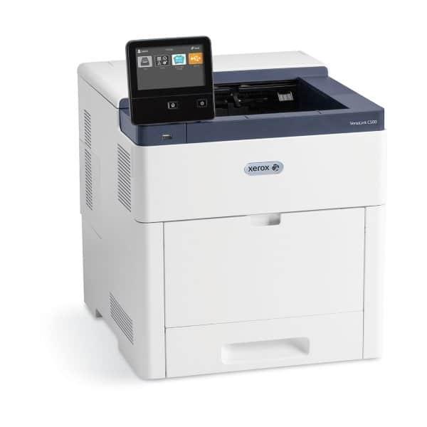 Xerox C 600 מדפסת לייזר צבעונית