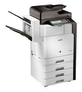מדפסת משולבת צבעונית clx 8650 A4