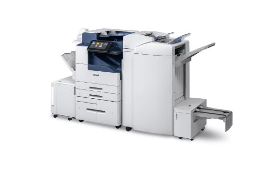 מדפסת משולבת XEROX B 8075 A3