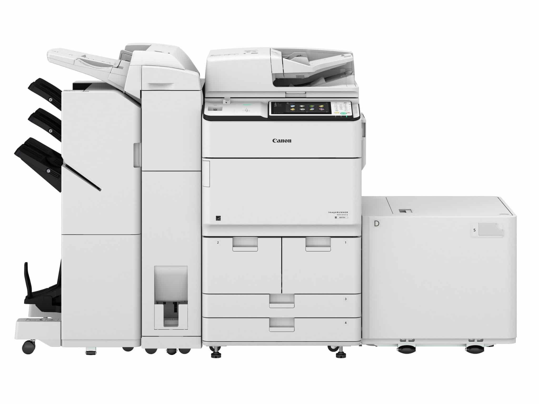 מכונה משולבת למשרד CANON 8585