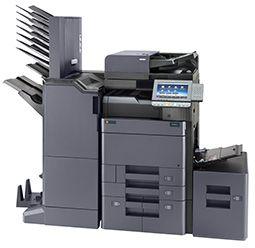 מכונה משולבת בצבע שחור