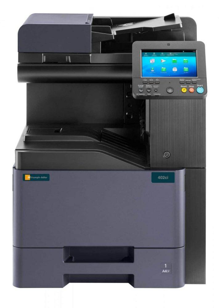 מדפסת שחורה